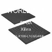 XC6SLX100-L1CSG484I - Xilinx - FPGA(Field-Programmable Gate Array)