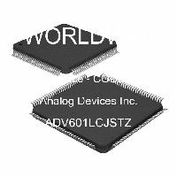 ADV601LCJSTZ - Analog Devices Inc - Interface - CODECs
