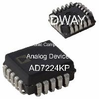 AD7224KP - Analog Devices Inc - Electronic Components ICs