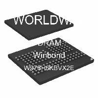 W978H6KBVX2E - Winbond Electronics Corp