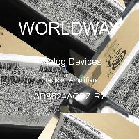 AD8624ACPZ-R7 - Analog Devices Inc - Penguat Presisi