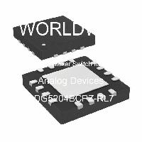 ADG5204BCPZ-RL7 - Analog Devices Inc