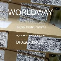 OPA2670IRGVT - Texas Instruments - High Speed Operational Amplifiers