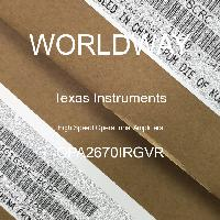 OPA2670IRGVR - Texas Instruments - High Speed Operational Amplifiers