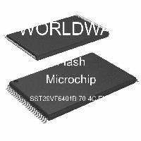 SST39VF6401B-70-4C-EKE - Microchip Technology Inc