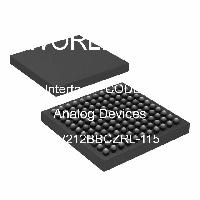 ADV212BBCZRL-115 - Analog Devices Inc - Interfaz - CODEC