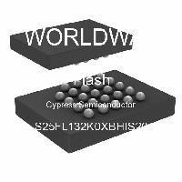 S25FL132K0XBHIS20 - Cypress Semiconductor - Flash