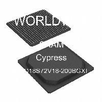 CYD18S72V18-200BGXI - Cypress Semiconductor