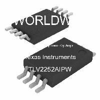 TLV2252AIPW - Texas Instruments