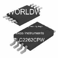 TLC2262CPW - Texas Instruments