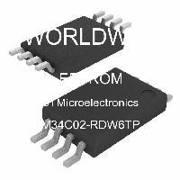 M34C02-RDW6TP - STMicroelectronics
