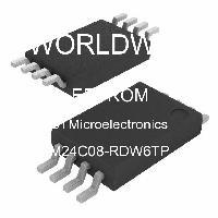 M24C08-RDW6TP - STMicroelectronics