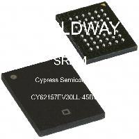 CY62157EV30LL-45BVXIT - Cypress Semiconductor
