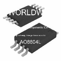 AO8804L - Alpha & Omega Semiconductor - 전자 부품 IC