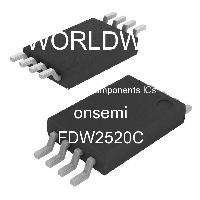 FDW2520C - ON Semiconductor