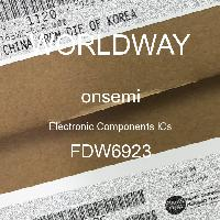 FDW6923 - ON Semiconductor - Electronic Components ICs