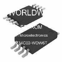 M34C02-WDW6T - STMicroelectronics