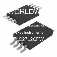 TLC27L2CPW - Texas Instruments - Componente electronice componente electronice