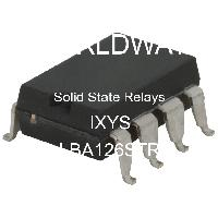 LBA126STR - IXYS Integrated Circuits Division - Relee cu stare solidă