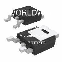 LD1117DT33TR - STMicroelectronics