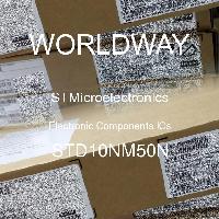 STD10NM50N - STMicroelectronics - 电子元件IC