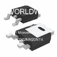 STD22NM20NT4 - STMicroelectronics - 전자 부품 IC