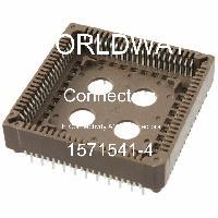 1571541-4 - TE Connectivity Ltd - Connectors