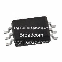 ACPL-W347-500E - Broadcom Limited - 논리 출력 광 커플러