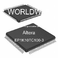 EP1K10TC100-3 - Intel Corporation