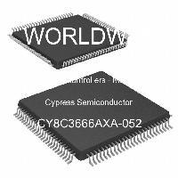 CY8C3666AXA-052 - Cypress Semiconductor