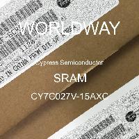 CY7C027V-15AXC - Cypress Semiconductor - SRAM