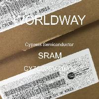 CY7C028V-20AXI - Cypress Semiconductor - SRAM