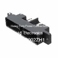 DW3P002ZH1 - JAE Electronics - Heavy Duty Power Connectors
