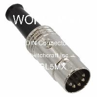 05BL5MX - Switchcraft Inc. - DIN Connectors