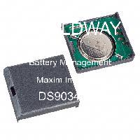 DS9034PC+ - Maxim Integrated Products - 배터리 관리