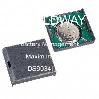 DS9034I-PCX+ - Maxim Integrated Products - 배터리 관리