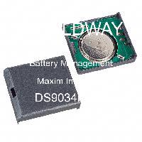 DS9034PCX+ - Maxim Integrated Products - 배터리 관리