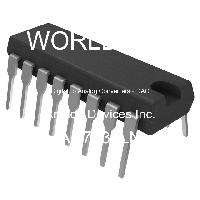 AD7533LN - Analog Devices Inc - 디지털-아날로그 변환기-DAC