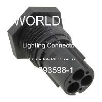 1-293598-1 - TE Connectivity AMP Connectors - Lighting Connectors