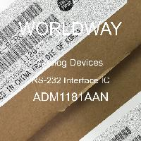 ADM1181AAN - Analog Devices Inc - RS-232 Interface IC