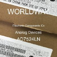 AD7524LN - Analog Devices Inc - Electronic Components ICs