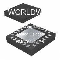 HMC752LC4TR - Analog Devices Inc - Amplificateur RF