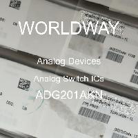 ADG201AKN - Analog Devices Inc - Analog Switch ICs