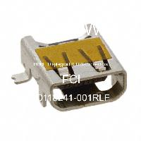 10118241-001RLF - FCI - HDMI, Displayport & DVI Connectors