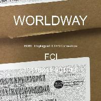 10118241-001RLF - FCI - HDMI, Displayport & DVI Connectors
