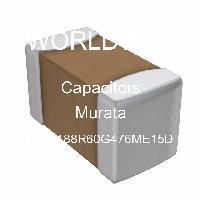 GRM188R60G476ME15D - Murata Manufacturing Co Ltd
