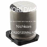 ULR2G120MNL1GS - Nichicon - Aluminum Electrolytic Capacitors - SMD