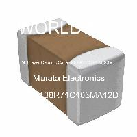 GRM188R71C105MA12D - Murata Manufacturing Co Ltd