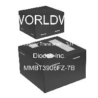 MMBT3906FZ-7B - Diodes Incorporated