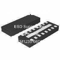 CM1235-08DE - ON Semiconductor - ESD 억 제기
